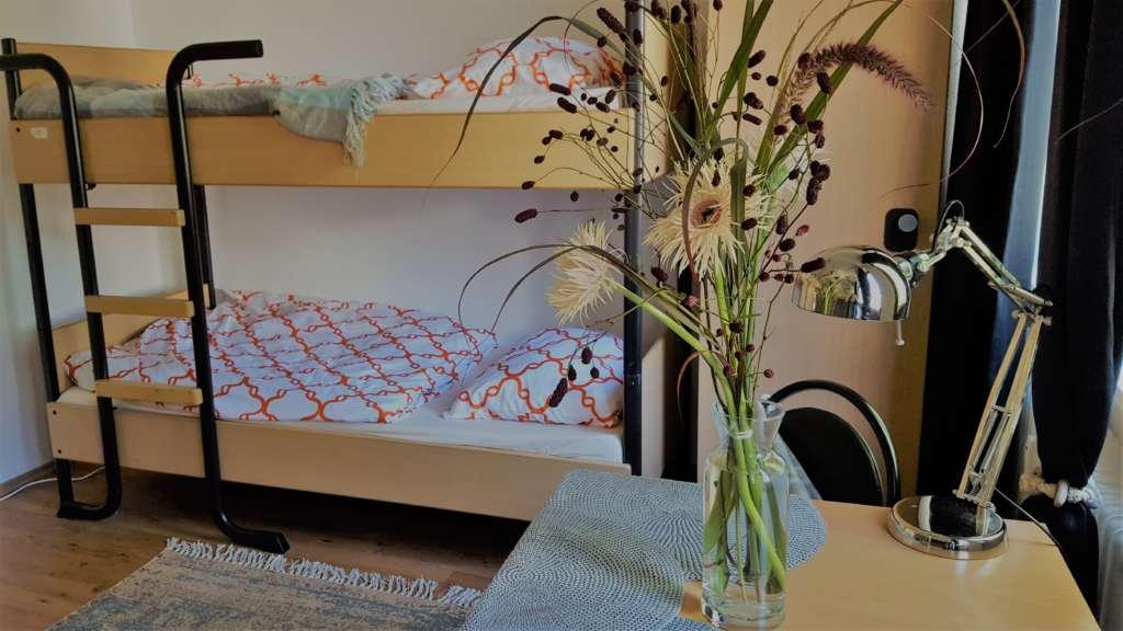 2-Bett Monteurzimmer in Hamburg - Hansezimmer.de